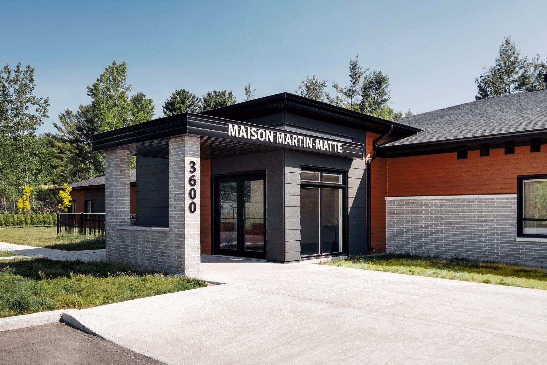 Maison Martin-Matte