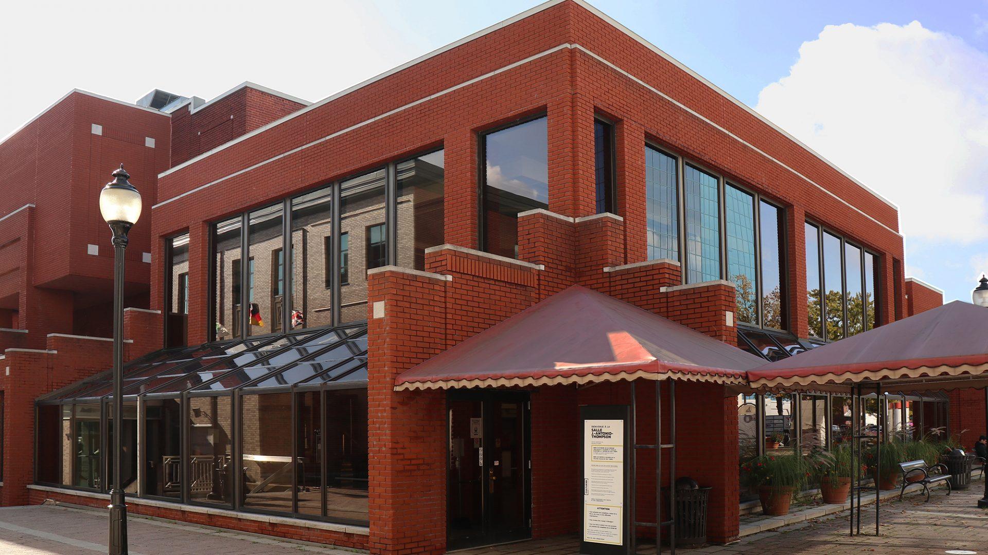 Salle J.-Antonio-Thompson